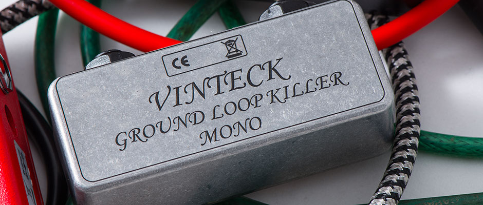 GROUND LOOP KILLER MONO